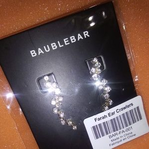 Baublebar Farah Ear Crawlers